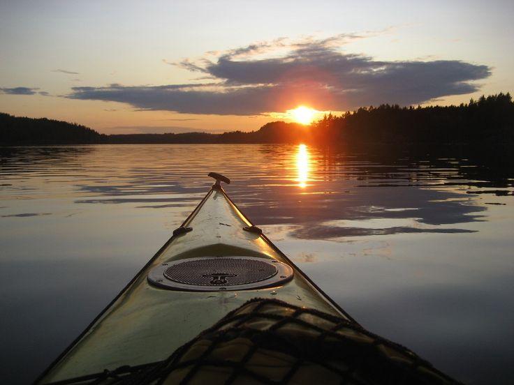 One day in  Linnansaari National Park