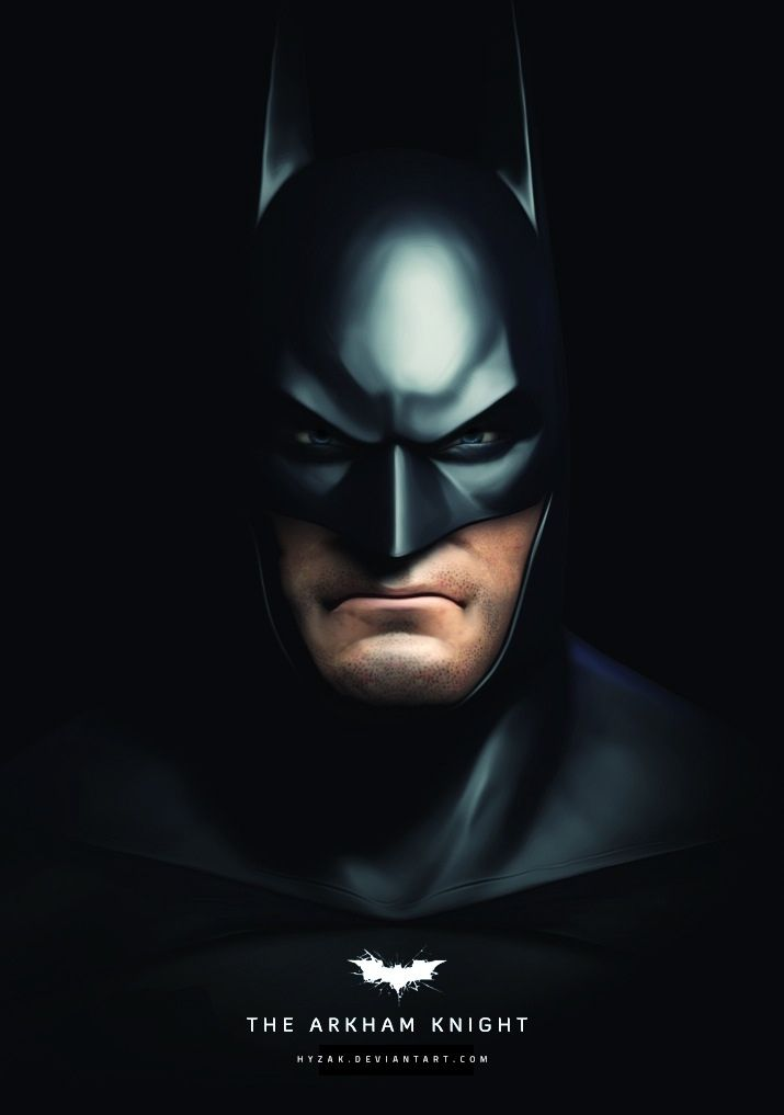 Batman Arkham Knight by Jamie Issachar http://hyzak.deviantart.com/