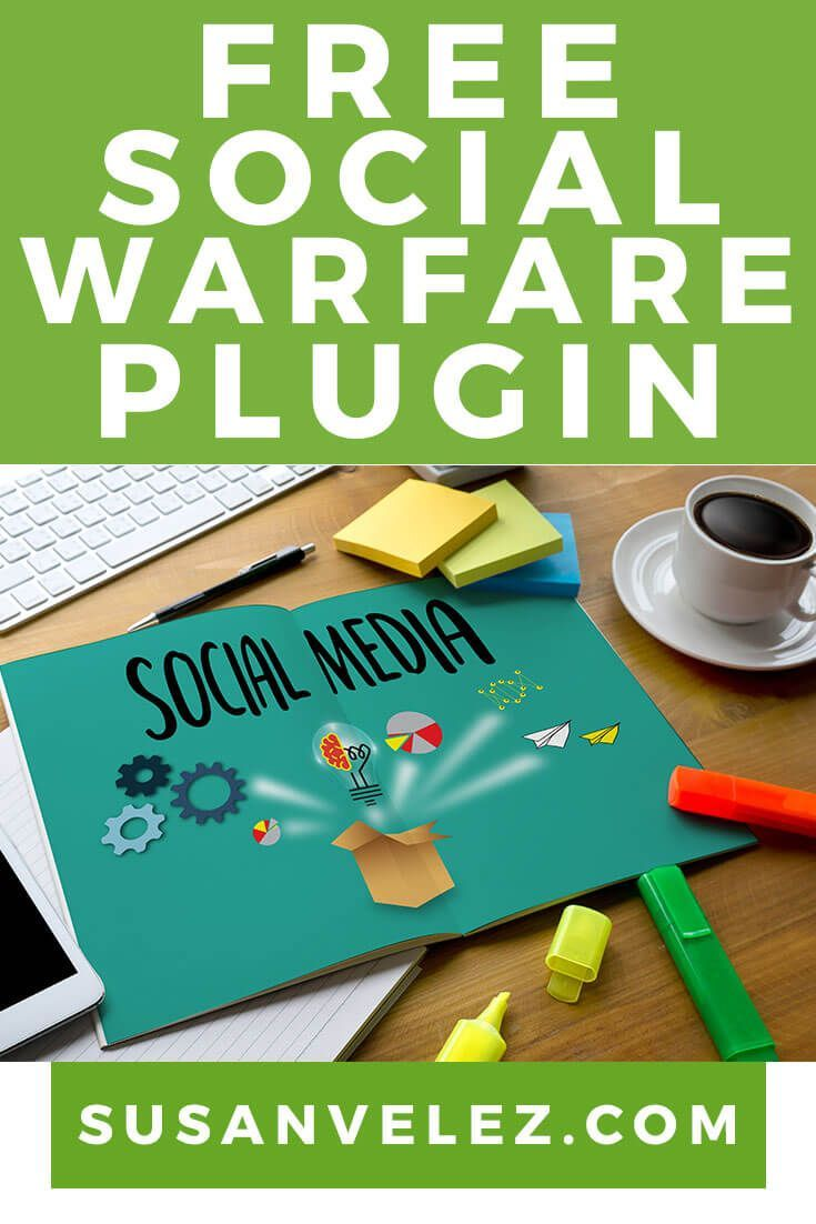 If you need a free social sharing plugin, I am going to walk you through step-by-step on how to install and setup the free Social Warfare plugin. This plugin is awesome and it's responsible for my blog growth, so let's get this plugin installed on your bl