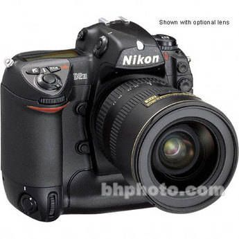 Nikon D2H Pro, 4.1 Megapixel, High Speed, SLR, Digital Camera (Camera Body)