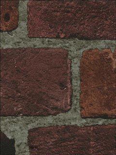 Textured Bricks Wallpaper