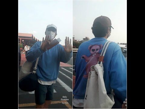 Gong Yoo caught on Camera in Soekarno Hatta Airport to Continue his Jour...