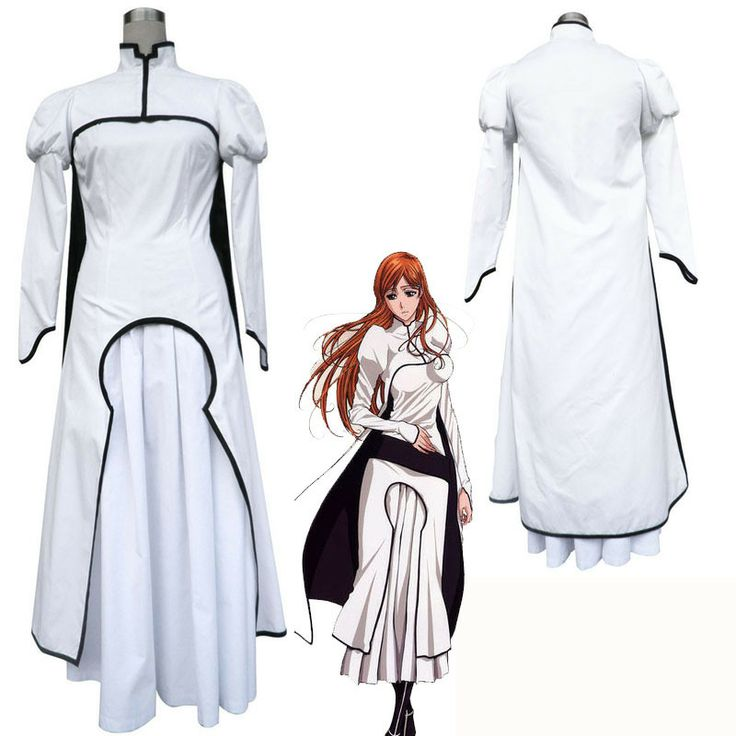 eFunLive - Bleach Inoue Orihime anime Halloween cosplay costume party wear, $43.52 (http://www.efunlive.com/bleach-inoue-orihime-anime-halloween-cosplay-costume-party-wear/)