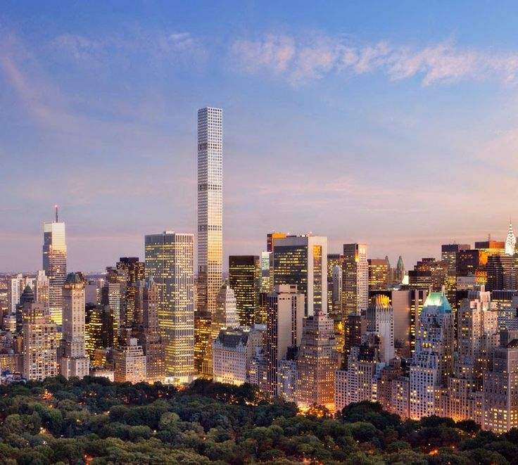 JF WORLD & WORD: 432 Park Avenue - New Tallest Building in NYC