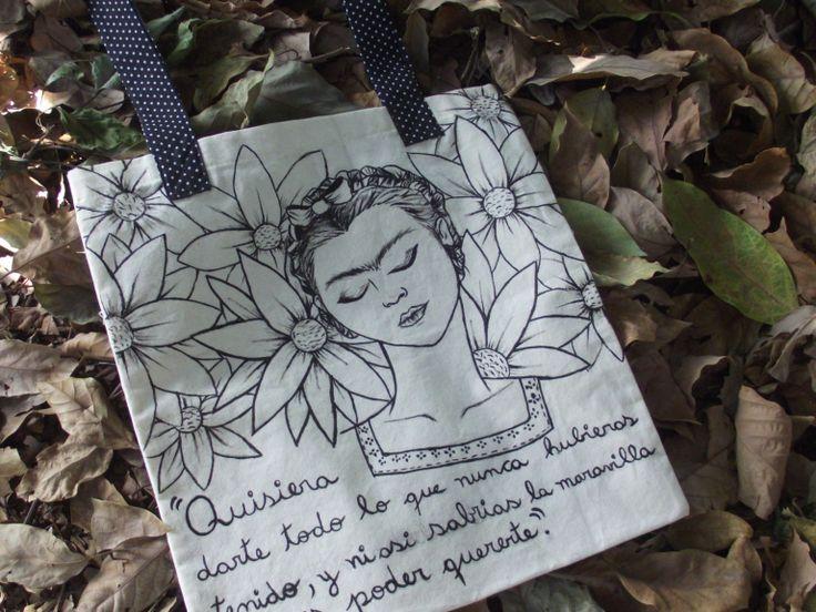 Totebag Frida