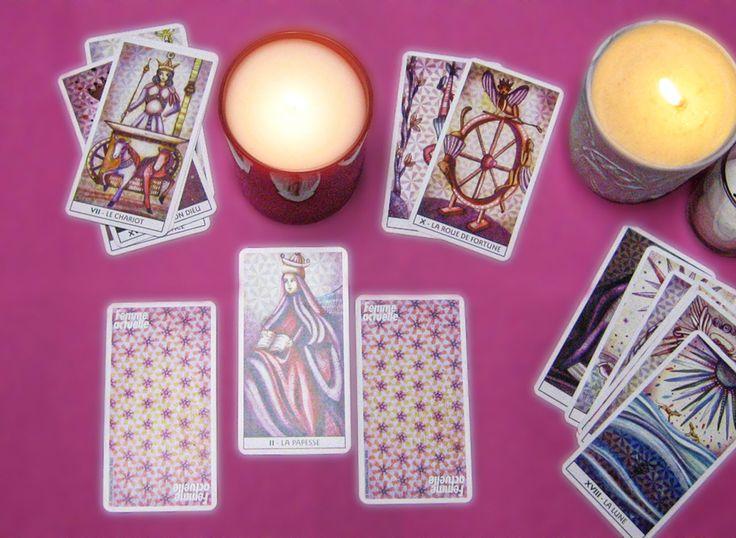 Tirez les cartes pour voir ce que vous réserve 2016 en imprimant gratuitement chez vous votre propre jeu de tarot de Marseille !