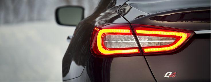 Maserati | Models | Quattroporte S Q4 | Intro