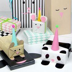 kreativ gaveindpakning - Google-søgning