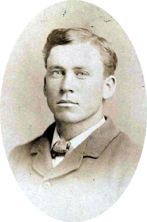 Almanzo Wilder, married at 28 to a very lucky 18-year-old Laura Ingalls Wilder