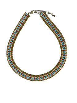 Colier la baza gatului, metalic New spring summer collection necklace