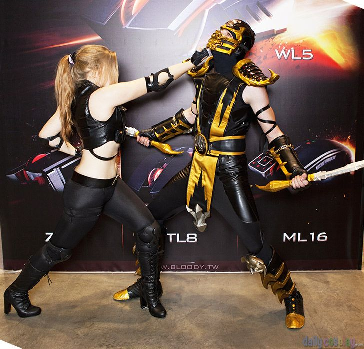 how to play sonya blade mortal kombat x