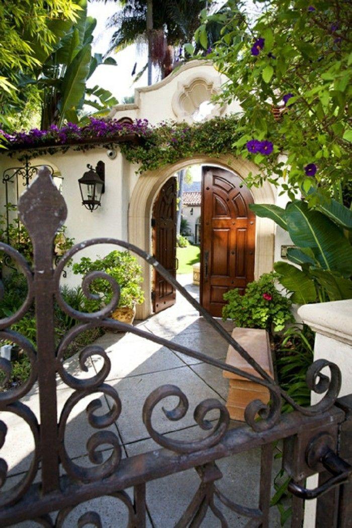 Mediteraner Garten Schöne Gartenideen Mit Viel Farbe Und Blumen