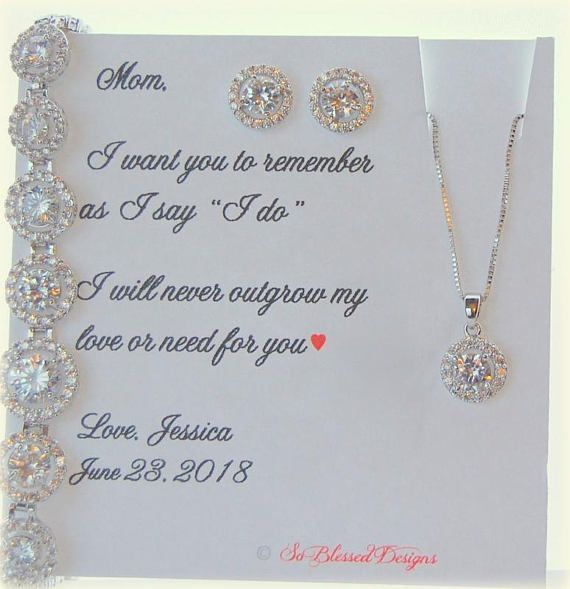 Mother Of The Bride Gift Groom From Unique Wedding Ideas For 3 Piece