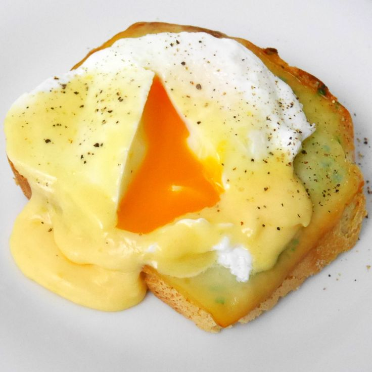 Uova alla Benedict vegitaliane