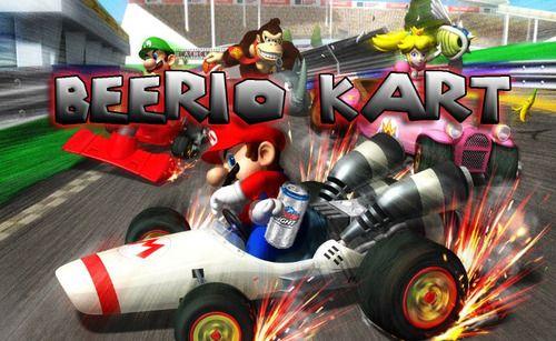 Mario Kart Drinking Game/Beerio Kart