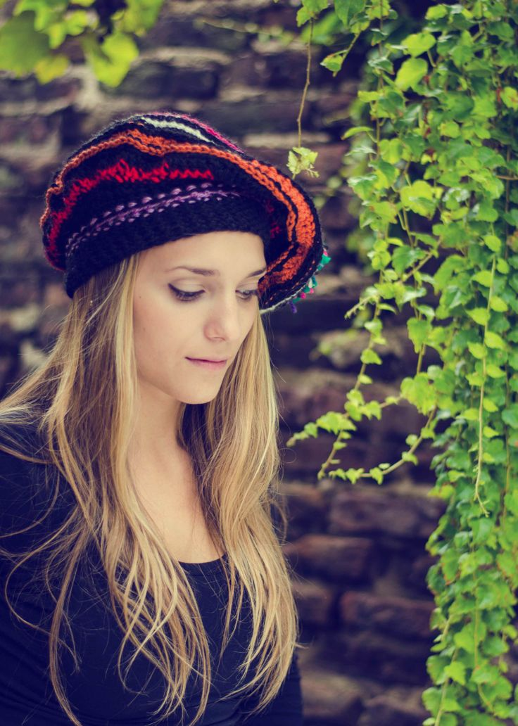 PH: facebook.com/surmestizo Gorros de Lana - Jozy Tejidos