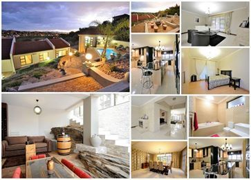 A stunning home in Eros, Windhoek is our ‪#‎PropertyPick‬ of the day! See more here http://bit.ly/1G2qnXT