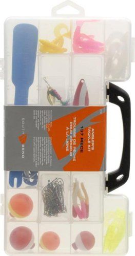 South Bend137-Piece Deluxe Tackle Kit South Bend Sporting Goods http://www.amazon.com/dp/B000B7OUNK/ref=cm_sw_r_pi_dp_EQzTvb038W774