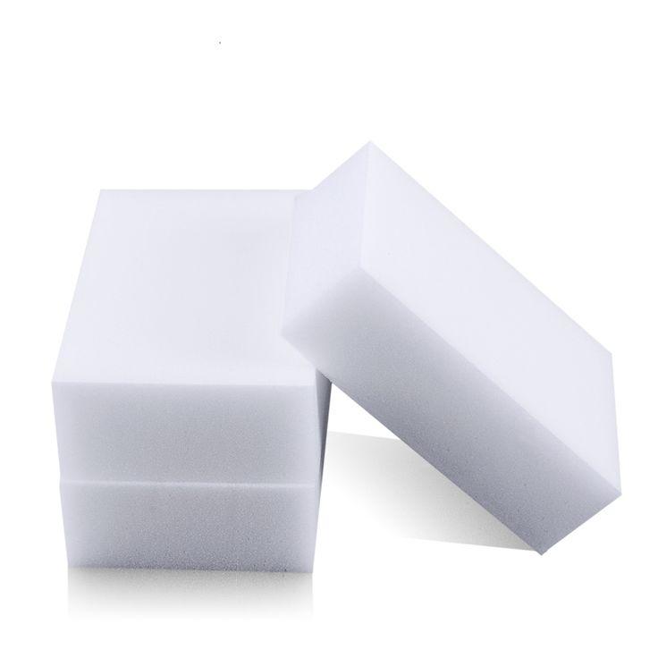 Melamine Sponge Magic Sponge Eraser Melamine Cleaner Eco-Friendly White Kitchen Magic Eraser 2015 New Arrival 50pcs/lot 10*6*2cm | Price: US $3.50 | http://www.bestali.com/goto/2030380577/10