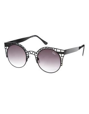 (Trend: Ik Kan Niet SUNder!) Quay Fleur Sunglasses