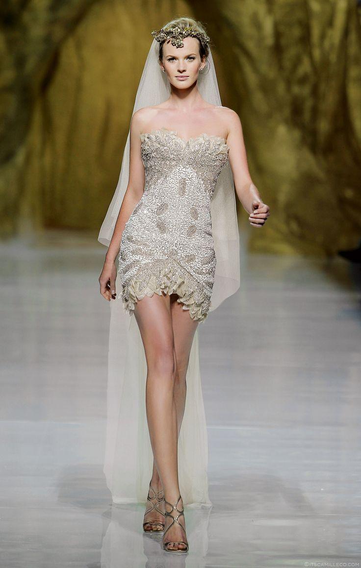Champagne Trend Dress by Pronovias