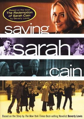 Saving Sarah Cain, DVD   -     By: Beverly Lewis