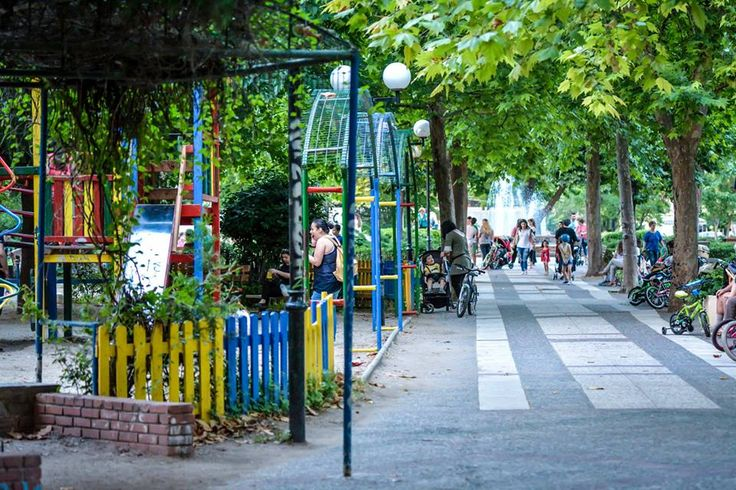 Saint Antonios Park - Larissa