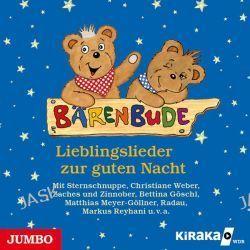 Hörbuch: Bärenbude. Lieblingslieder Zur Guten Nacht, Audiobooki w języku niemieckim <JASK>