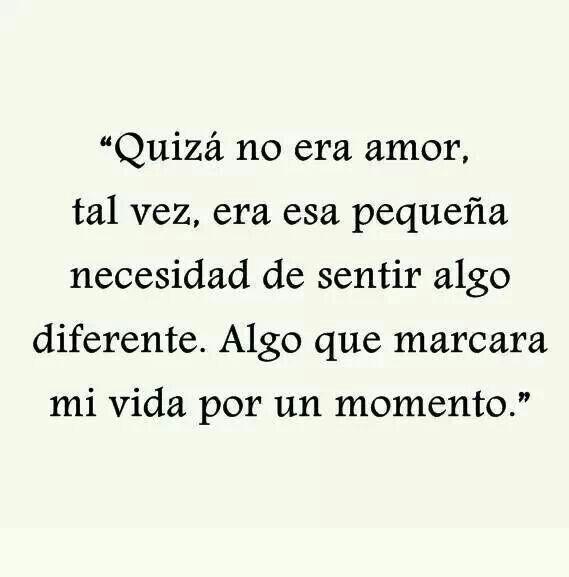 Amor??