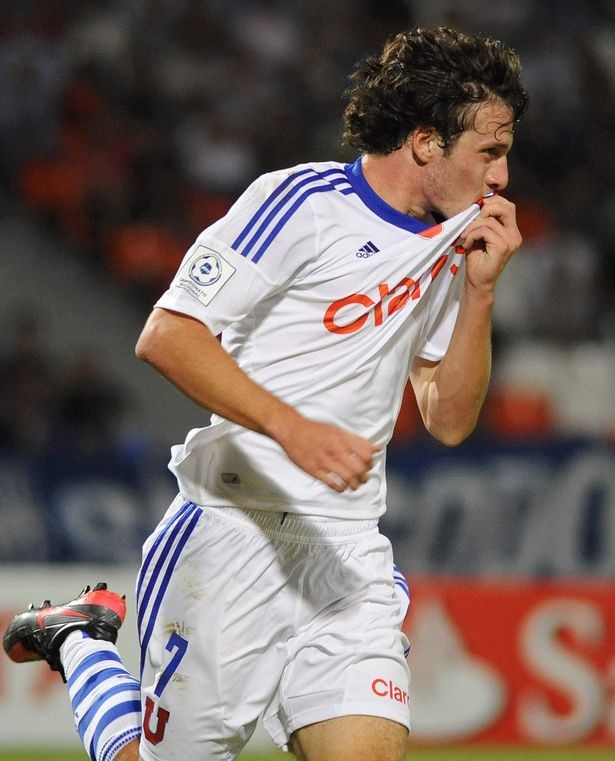 Chilean, Angelo Henriquez from Universidad de Chile
