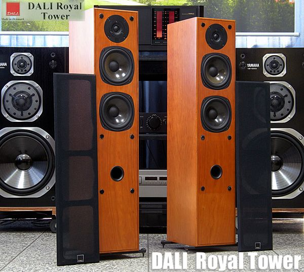 DALI Royal Tower