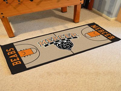 Mercer University NCAA Basketball Runner