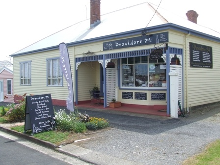 Providore 24 in Stanley Tasmania - just the cutest little gift shop.
