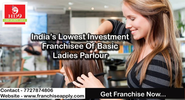A fully Professional, Luxurious and Hygienic lady beauty salon