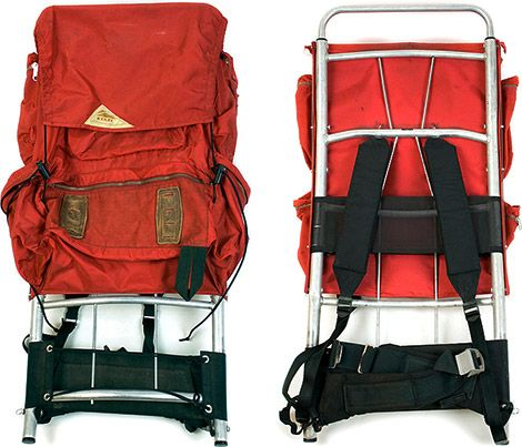 """Had a external frame backpack when I first started out (made it myself). Have tried several internal frame packs, but none of them felt quite as good as the """"original"""". Kelty has had a framed pack like this on and off for years."""