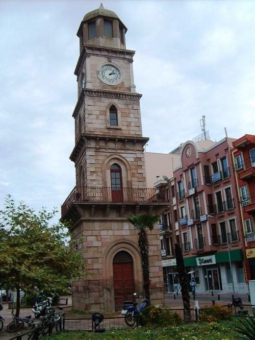 balıkesir -saat kulesi