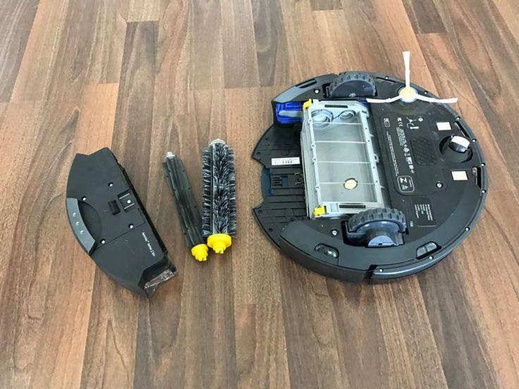 Der Saugroboter iRobot Roomba 786p für Tierbesitzer – Christian-Koller.net