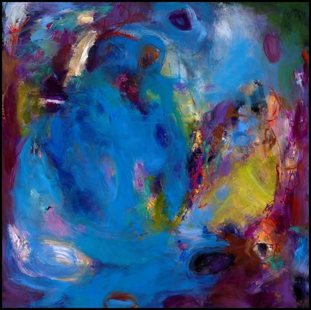 Abstract painting abstracts all types pinterest for Different types of abstract art