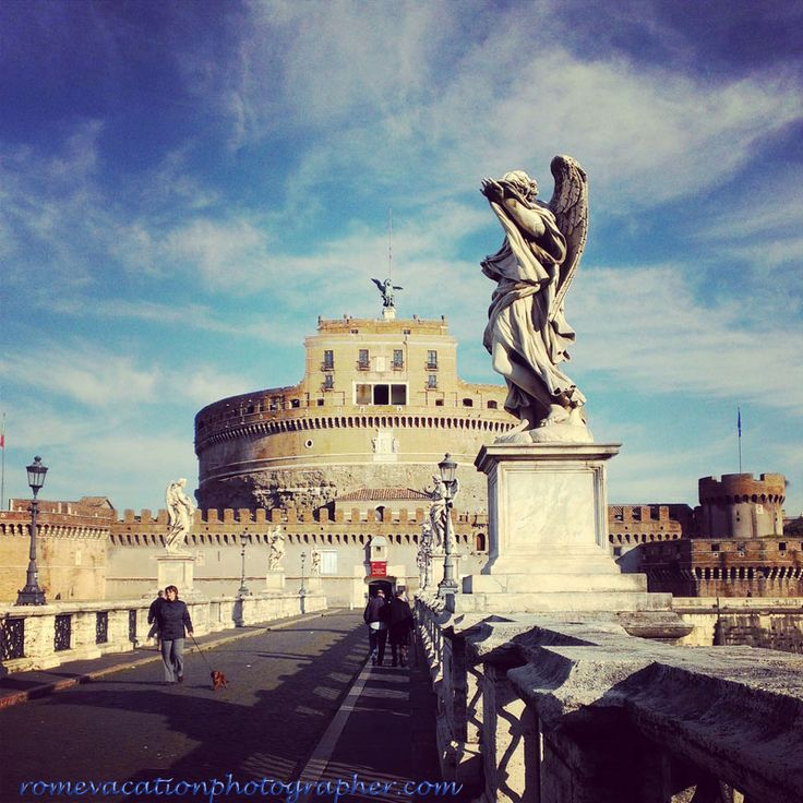 #Castel #Sant'Angelo vacation photography
