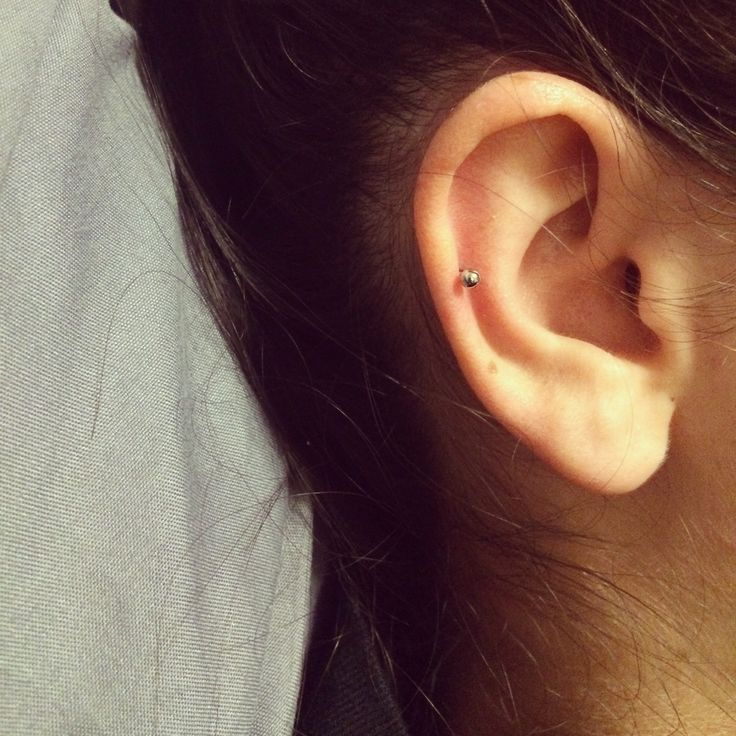 Auricle piecing