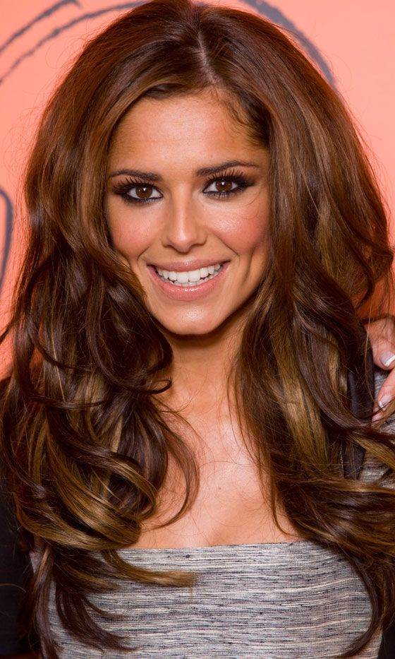 Cheryl Cole Hairstyles Our Fave Looks Beautiful Loose