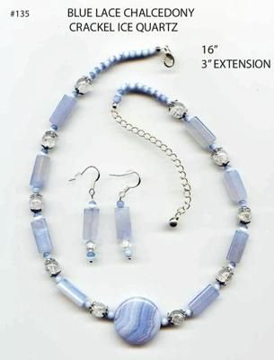 Beaded Jewelry | Bead Jewelry Designs Using Natural Stones