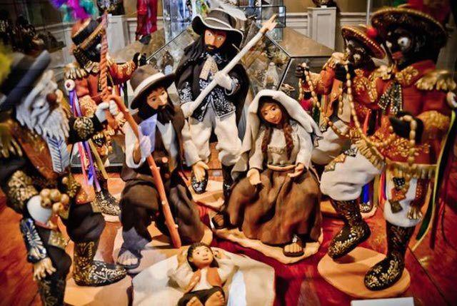 Cómo se celebra Navidad en Peru | La mayoría de regiones tiene su propio estilo, algunos se distinguen por sus artesanías, pesebres o gastronomía. #Peru #Christmas