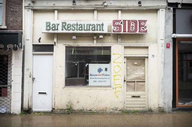 Troosteloze, dichte winkelpuien - nrc.nl