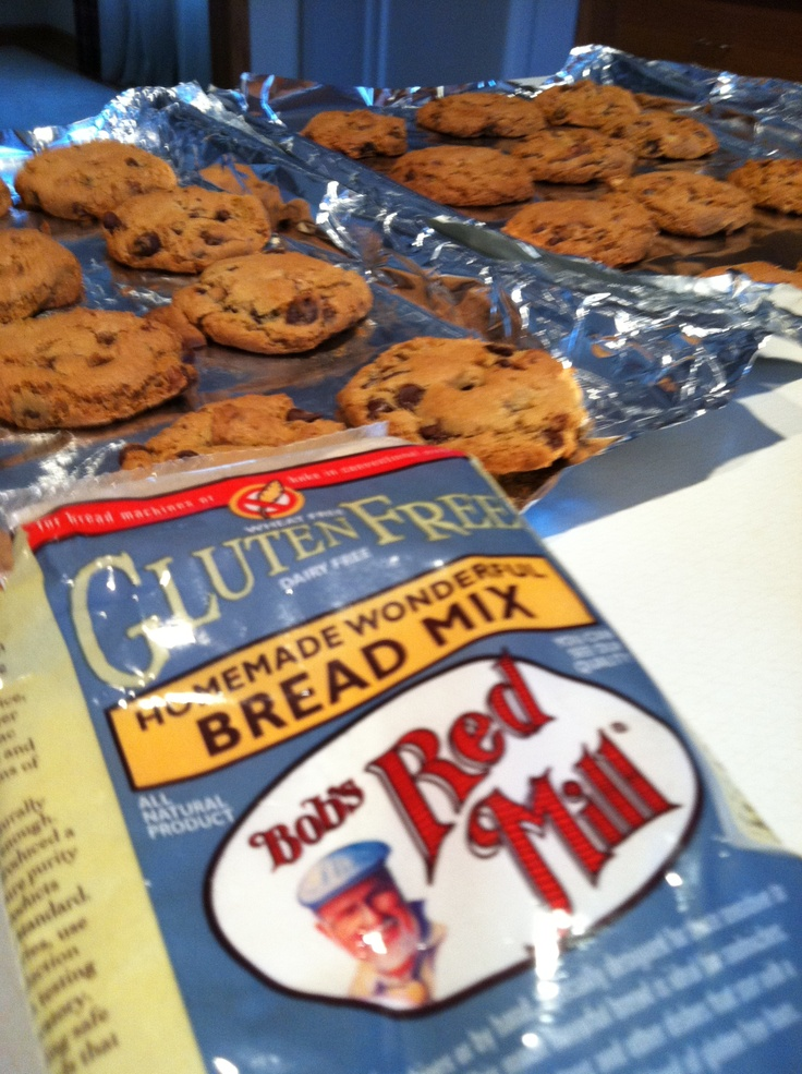Chocolate Chip Cookie Recipe Bobs Red Mill Gluten Free