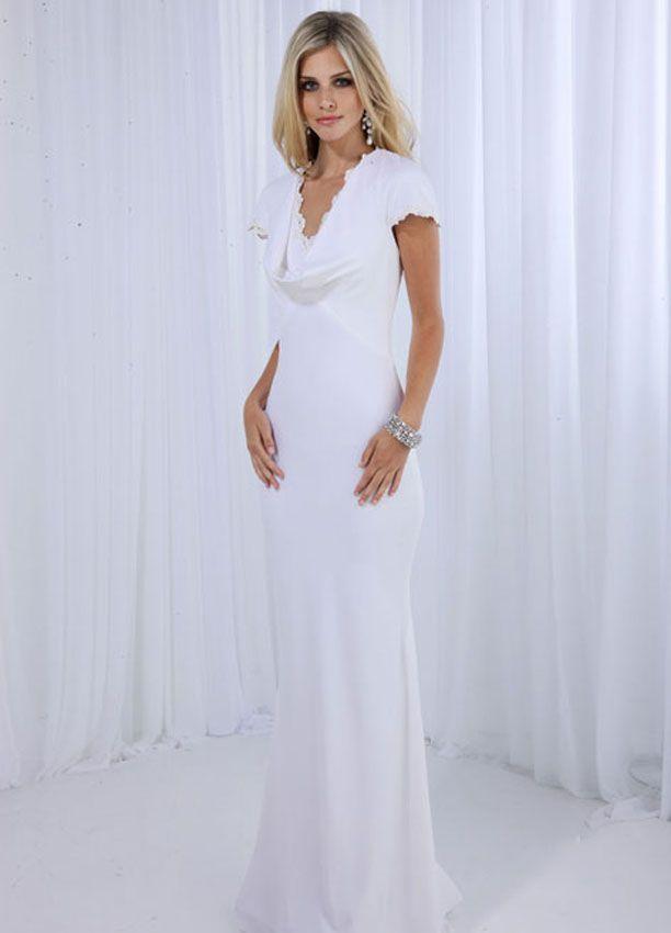 Impression Destiny 11587 FabricJersey IMPRESSION DESTINY WEDDING DRESS Wedding Gowns