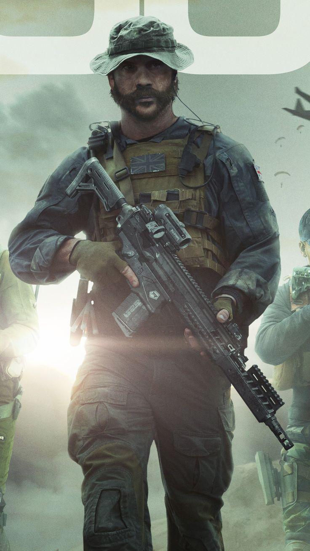 call of duty modern warfare ghost wallpaper in 2020 Call
