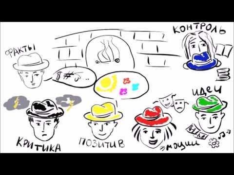 (3) Шесть шляп (притча) - YouTube