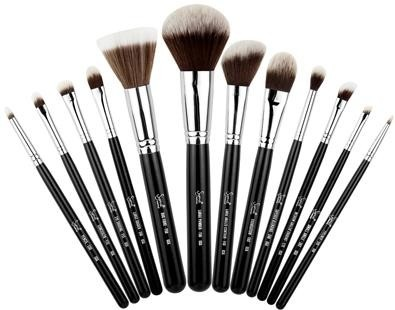 Sigma Beauty Mr. Bunny Essential Kit by Sigma Beauty 12 Makeup Brushes