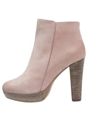 LEONA - High Heel Stiefelette - blush